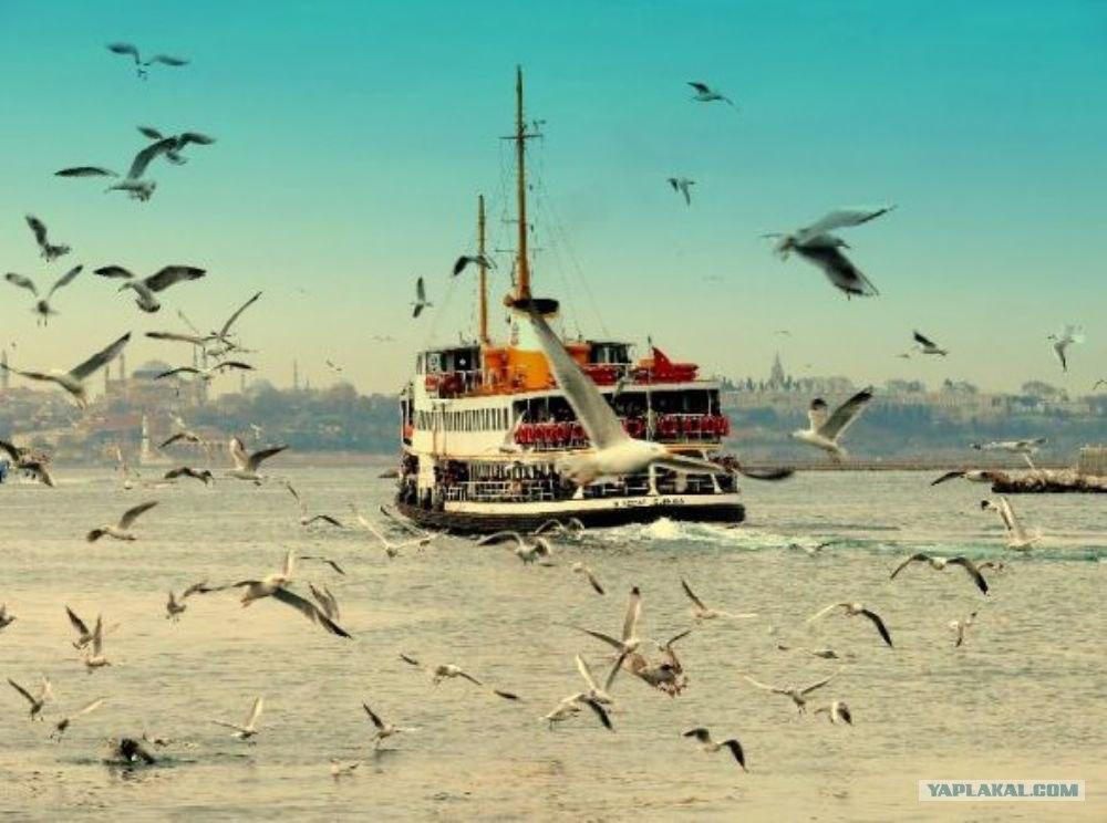 İstanbul da Geceleri Vapur Seferleri Başlıyor.