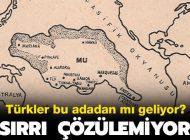 Türkler ve Kayıp Mu Kıtası Efsanesi
