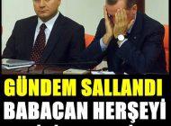 Ali Babacan Erdoğan'ı Eleştirdi