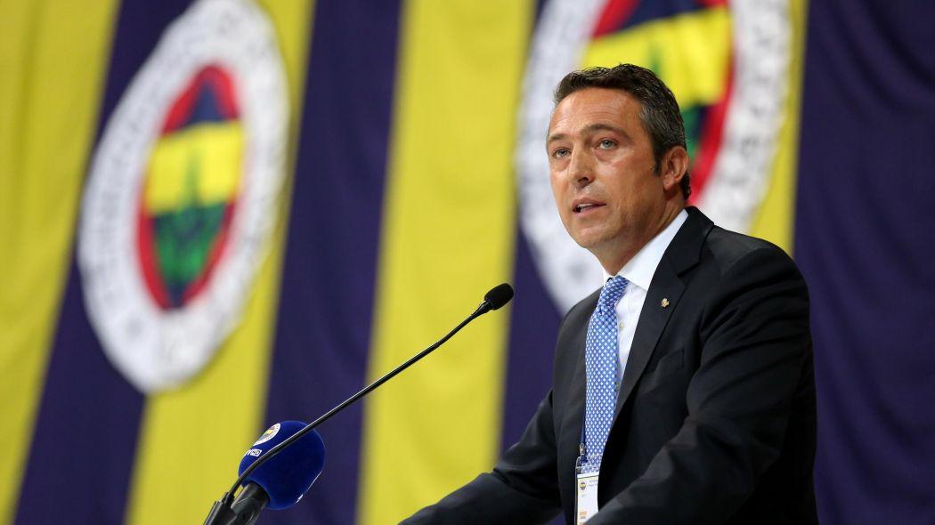 Ali Koç, Fenerbah çe Başkanı seçildikten sonra  eridi