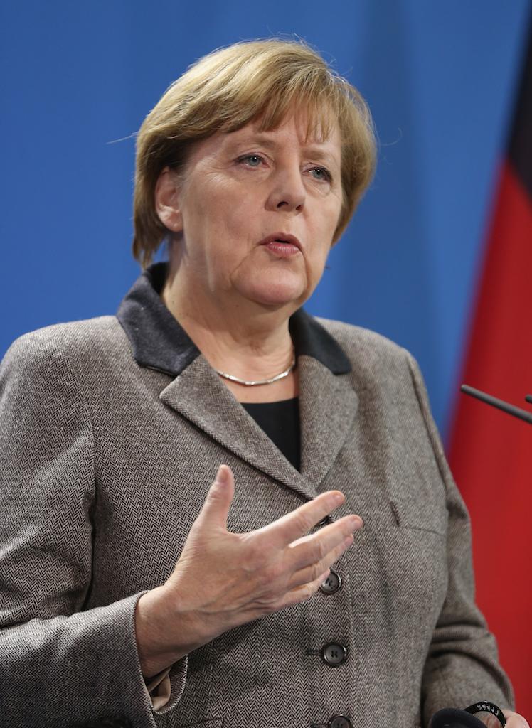 Merkel'den  idlip sığınmacı açıklaması