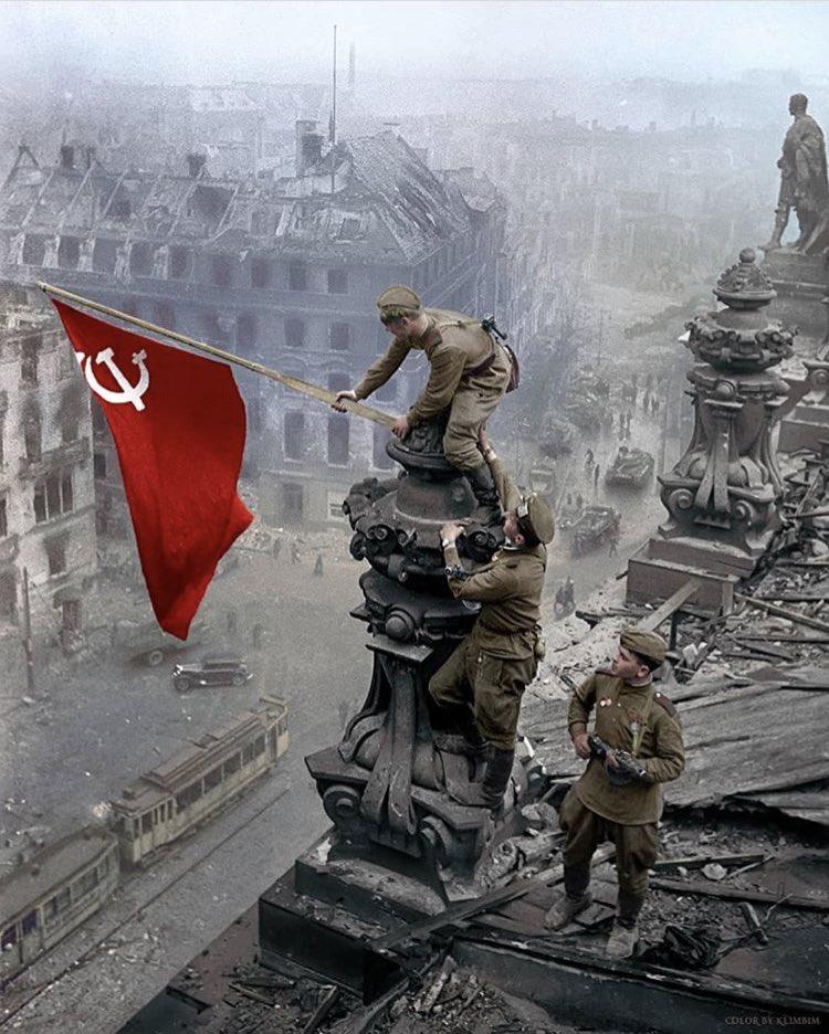 Rusya'nın Zafer Günü 9 Mayıs