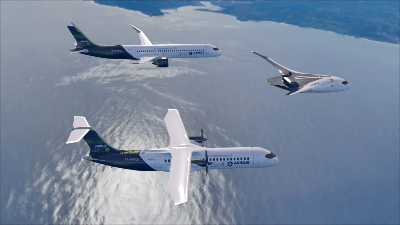 Bitmeyen Pilden Sonra Sıfır Emisyonlu Uçak