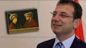 Fatih'in 600 Yıllık Tablosu Ortaya Çıktı